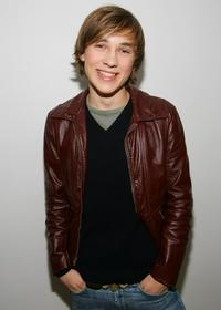 William Moseley at the MTV's Total Request Live.