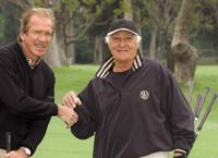 Robert Loggia at the 3rd Annual Academy of Television Arts and Sciences Foundation Celebrity Golf Classic.