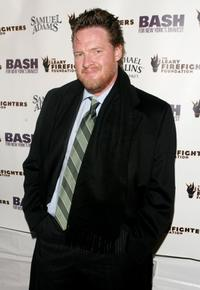 Donal Logue at the 6th annual bash for New York's bravest to benefit The Leary Firefighters Foundation.
