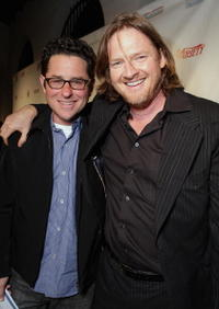 JJ Abrams and Donal Logue at the Third Annual
