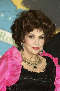 Gina Lollobrigida at the Rose Ball 2005 at The Sporting Monte Carlo.