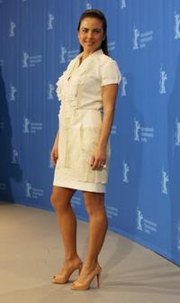 Kate del Castillo at the 58th Berlinale Film Festival.