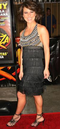Kate del Castillo at the premiere of