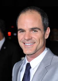 Michael Kelly at the Los Angeles premiere of