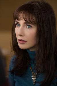 Carice Van Houten as Birgitta Jonsdottir in