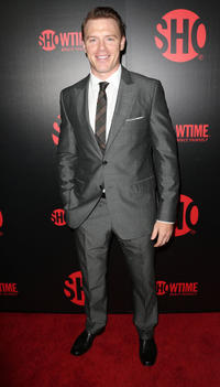 Diego Klattenhoff at the Showtime's 2012
