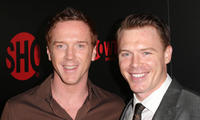 Damian Lewis and Diego Klattenhoff at the Showtime's 2012