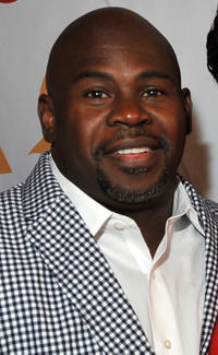 David Mann at the 43rd Annual GMA Dove Awards in Atlanta.