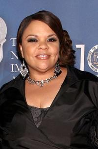 Tamela Mann at the 40th NAACP Image Awards.