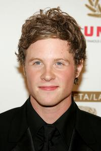 Ashton Holmes at the 14th Annual Britannia Awards.