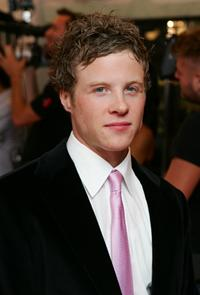 Ashton Holmes at the Canada premiere of