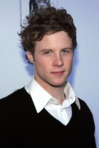 Ashton Holmes at the 12th Annual BAFTA/LA Tea Party.