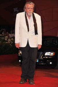 Michel Lonsdale at the premiere of