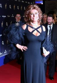 Sophia Loren at the annual Bambi Awards 2007.
