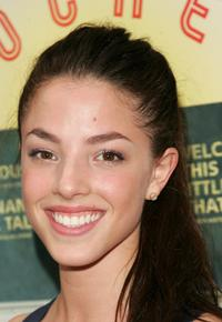 Olivia Thirlby at the New York premiere of