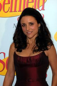 Julia Louis-Dreyfus at the DVD Release Party of