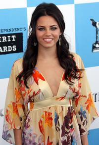 Jenna Dewan at the 22nd Annual Film Independent Spirit Awards.