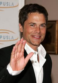 Rob Lowe at the Lupus LA