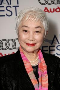 Lisa Lu at the AFI FEST 2007.