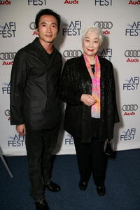 Collin Chou and Lisa Lu at the AFI FEST 2007.