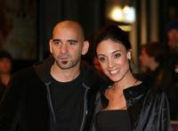Pablo Trapero and Martina Gusman at the British premiere of