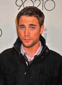 Dustin Milligan at the