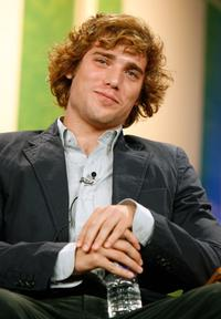 Dustin Milligan at the 2006 Summer Television Critics Association Press Tour.
