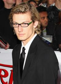 Alex Pettyfer at the National Movie Awards.