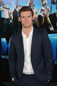 Alex Pettyfer at the California premiere of