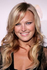 Malin Akerman at the Hollywood premiere of