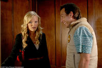Malin Akerman and Will Arnett in