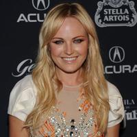 Malin Akerman at the New York premiere of