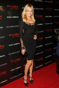 Malin Akerman at the screening of
