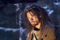 Steven Strait as D'Leh in