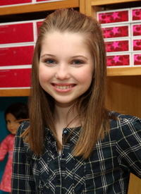 Sammi Hanratty at the promotion of