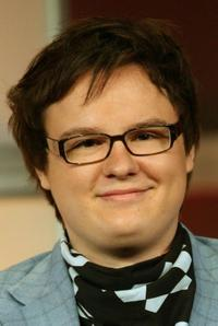 Clark Duke at the 2007 Summer Television Critics Association Press Tour.