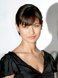 Olga Kurylenko at the photocall of