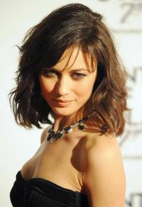 Olga Kurylenko at the screening of