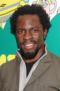 Gbenga Akinnagbe at the MTV Sucker Free Presents The Cast Of