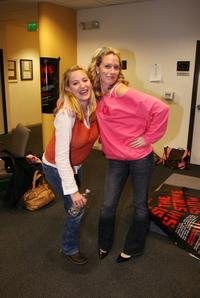 Jamie Denbo and Jessica St. Clair at the Strike Show to benefit the Motion Picture and Television Fund.