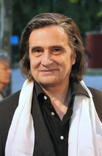 Jean-Pierre Leaud at the screening of