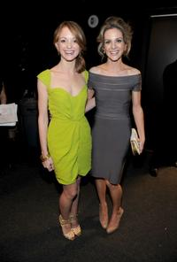 Jayma Mays and Jessalyn Gilsig at the 12th Annual Costume Designers Guild Awards.
