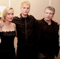 Radha Mitchell, Toby Hemingway and Fred Ward at the premiere of