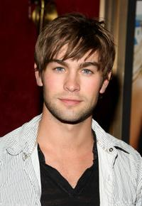 Chace Crawford at the world premiere of