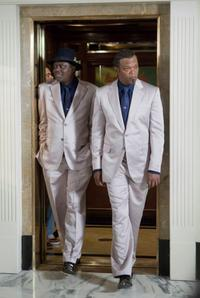 Bernie Mac as Floyd Henderson and Samuel L. Jackson as Louis Hinds in