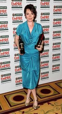 Olivia Colman at the 2012 Jameson Empire Awards in London.