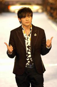 Jay Chou at the 42nd Golden Horse Awards.