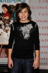 Jake T. Austin at the promotion of