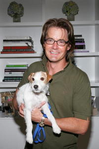 Kyle MacLachlan at the 7th annual Hamptons Magazine Memorial Day Celebration at the home of Jason Binn May.