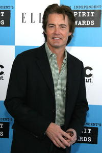 Kyle MacLachlan at the 22nd Annual Film Independent Spirit Awards.